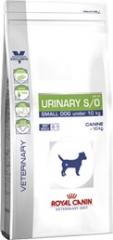 Urinary S/O USD 20 small dog